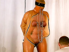 small tits, blindfold, handcuffs, HD, fatty