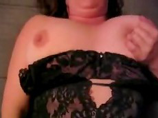black, POV, toys, solo, fat, fatty, lace