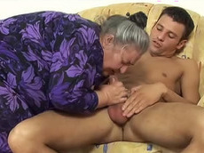 Big Mama Boo Boo, James Jones - blowjob, close-up, doggy style, BBW, cumshot, deepthroat, fat, hardcore